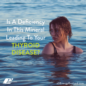thyroid disease, iodine, mineral