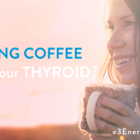 coffee, thyroid health, thyroid, caffeine, adrenal fatigue