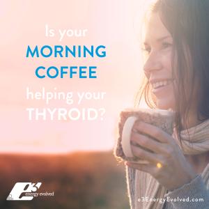 coffee, thyroid health, thyroid, caffeine, adrenal fatigue