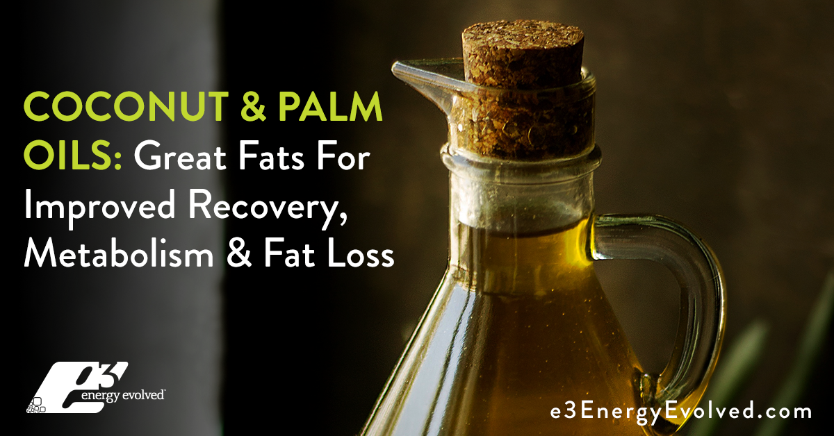 coconut oil, palm oil, fat, fat loss, metabolism, wellness, nutrition, functional nutritionist