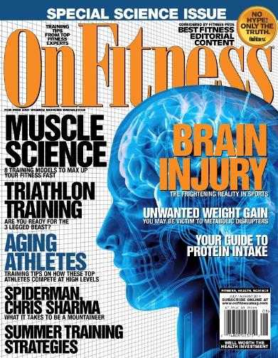 OnFitness V15N1 JulyAugust 2014
